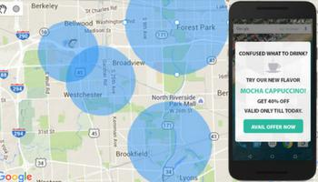 Geofencing - Proximity Marketing